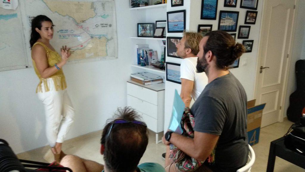 Briefing Cruce Estrecho ACNEG